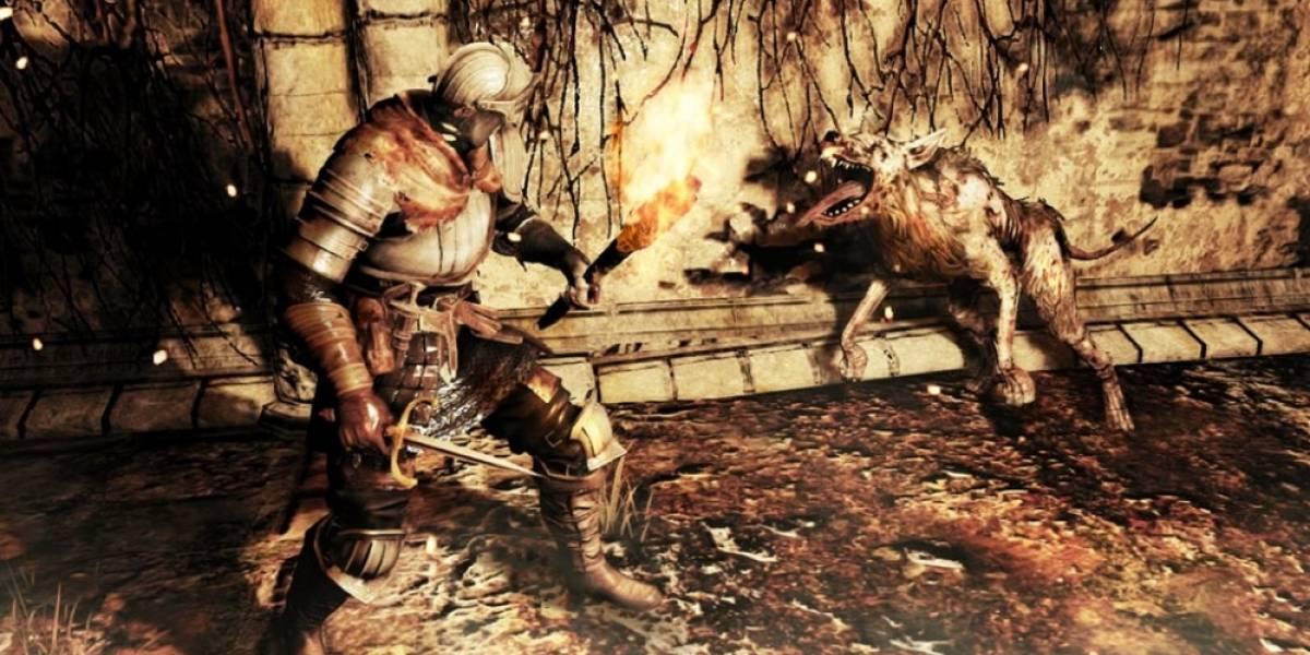 Determinación, aprendizaje y muerte en emotivo trailer de Dark Souls II