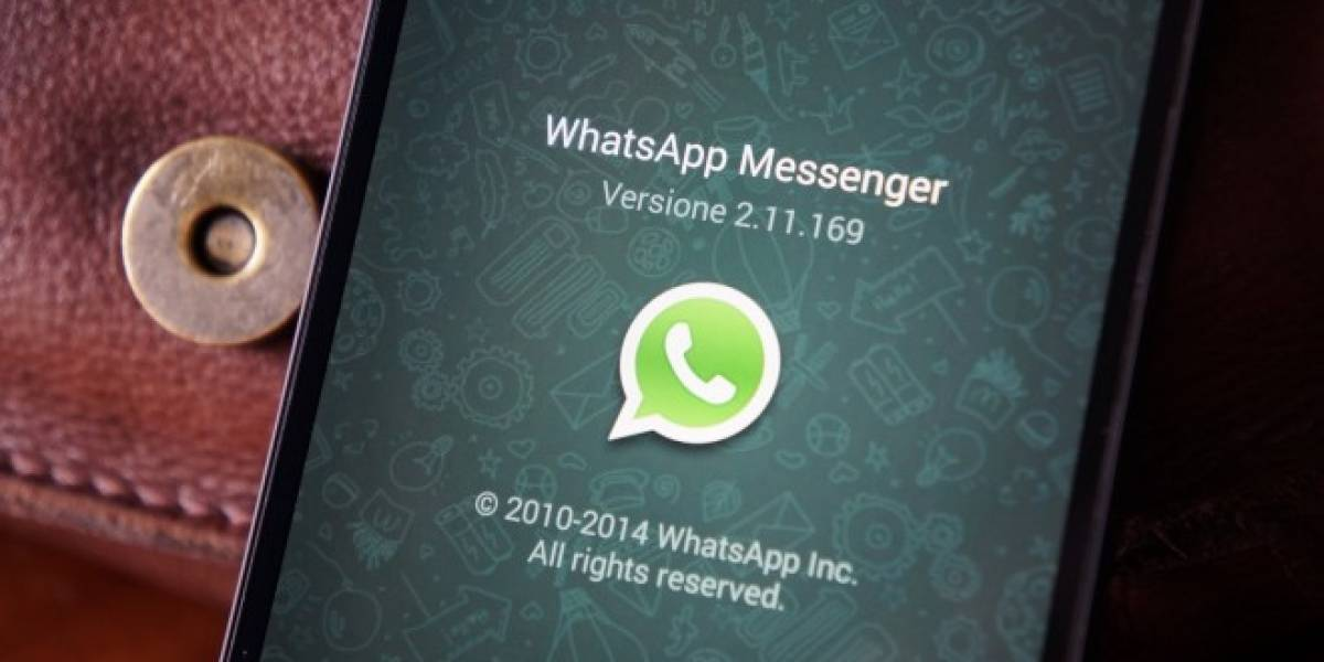 WhatsApp ya ofrece cifrado de mensajes de persona a persona