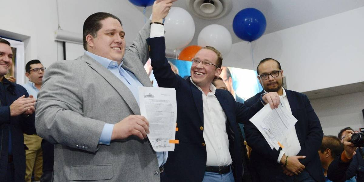 PAN registra precandudaturas a alcaldías en CDMX