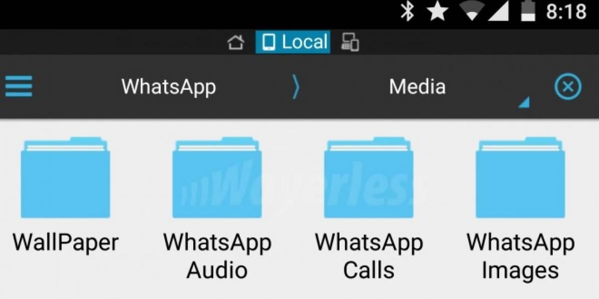 Las llamadas de voz en WhatsApp estarían a punto de llegar