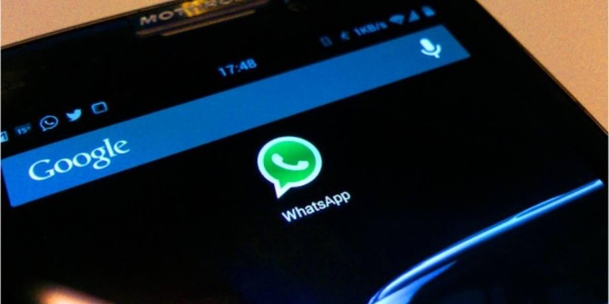 Se filtra imagen que revela las llamadas de voz de WhatsApp