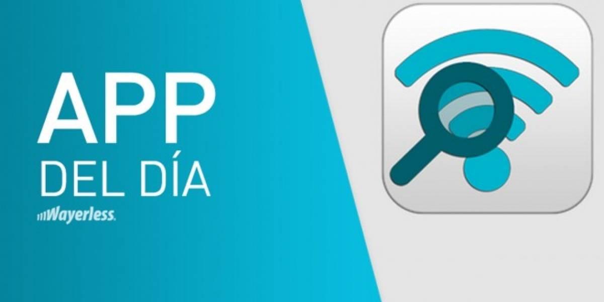 Averigua quiénes están conectados a tu red con Wi-Fi Inspector [App del día]