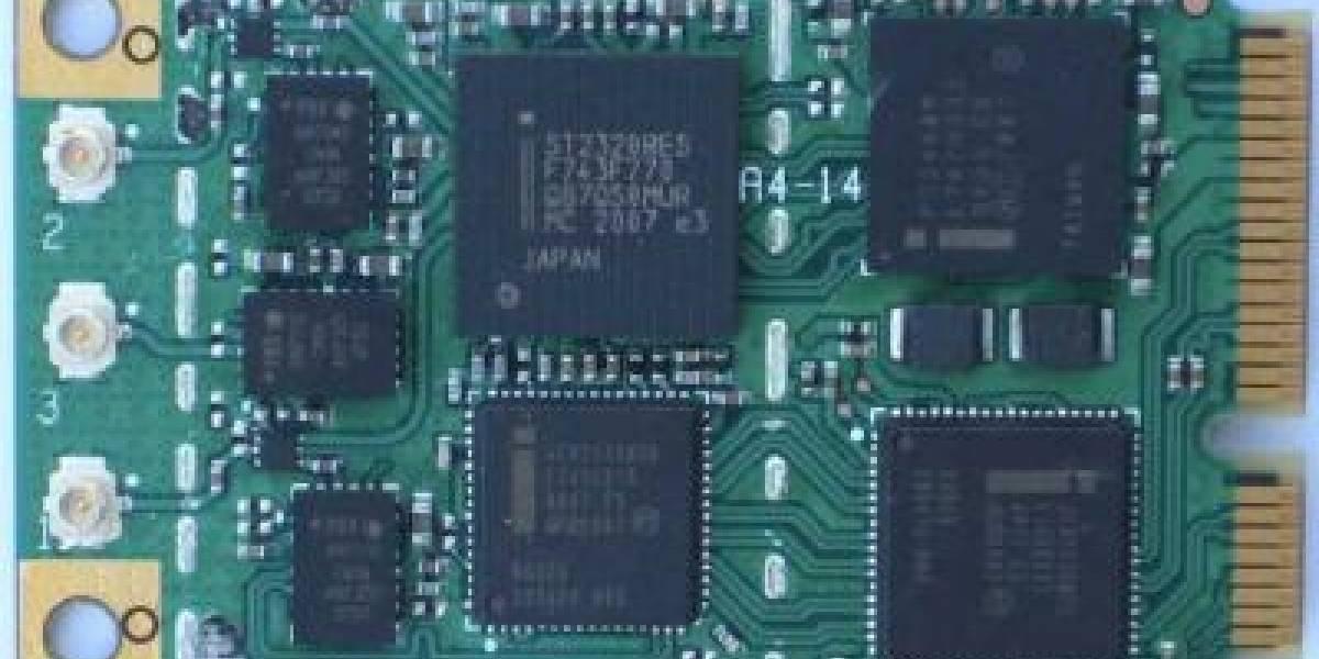 Futurología: Chipset WiFi + WiMAX Intel con olor a MacBook
