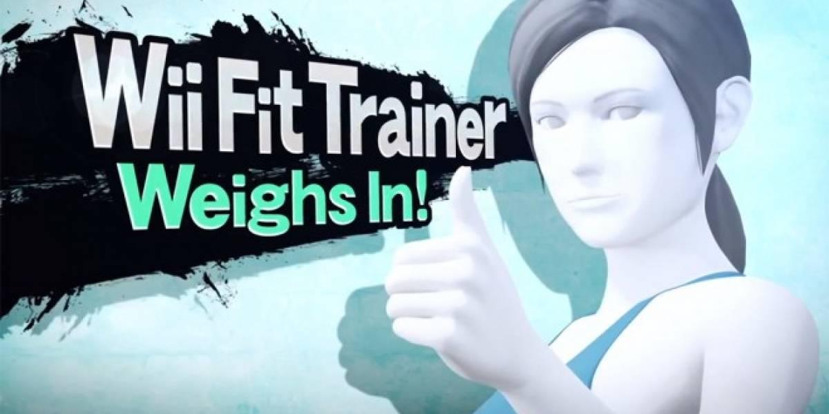 La entrenadora de Wii Fit se integrará al nuevo Super Smash Bros. #E3