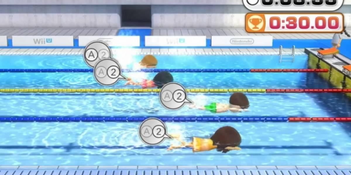 Pura fiesta y minijuegos en el nuevo tráiler de Wii Party U