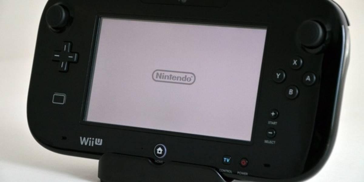 Wii U recibe su esperada actualización de firmware