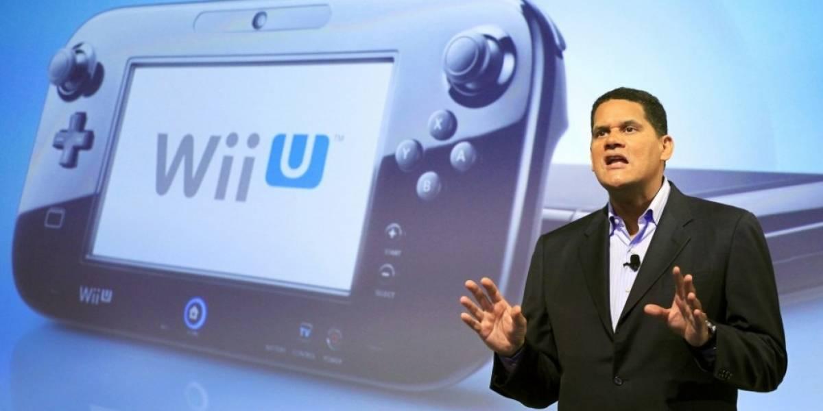 Reggie Fils-Aime cuestiona calidad de juegos de lanzamiento de Xbox One y PS4