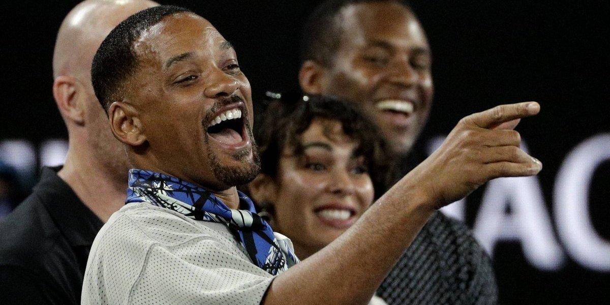 Will Smith sorprendió cantando 'Bésame mucho'