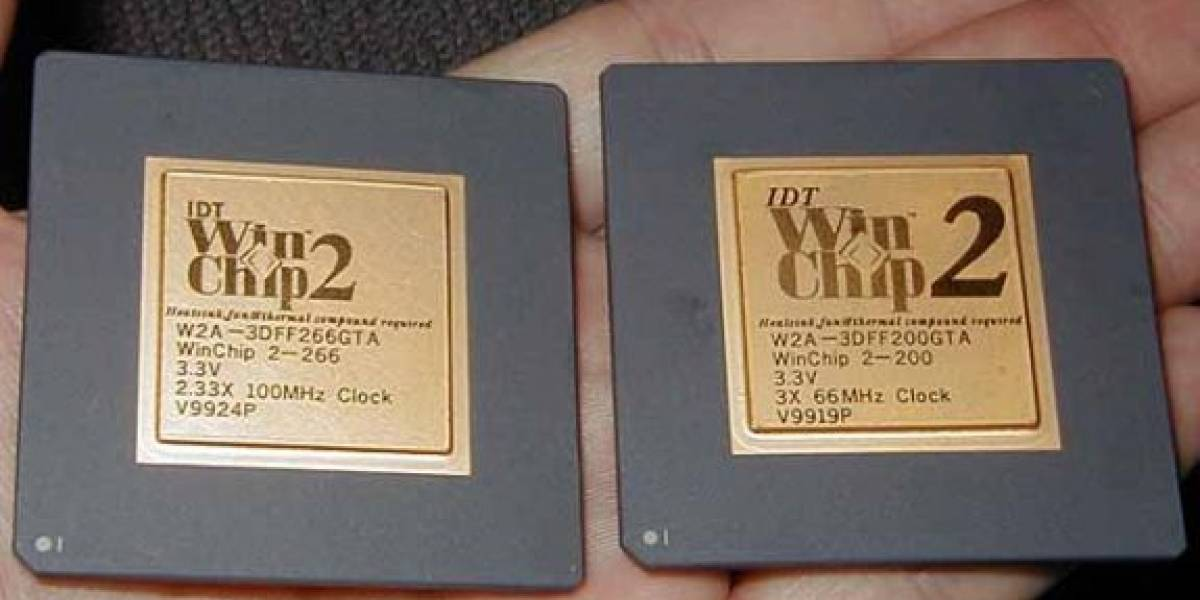 (095) Fabricantes de microprocesadores x86 que pasaron a la historia