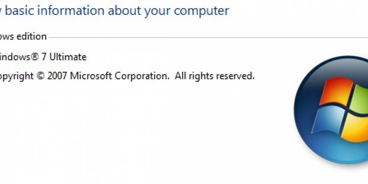 Windows 7 Beta y Windows Server 2008 R2 Beta este viernes para todos