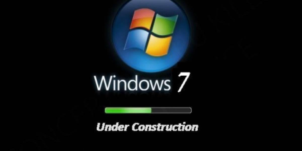 En Octubre sabremos más datos de Windows 7