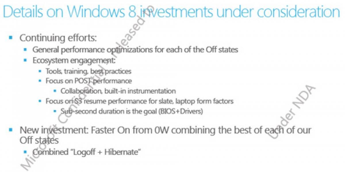 Nuevos detalles de Windows 8 salen a la luz