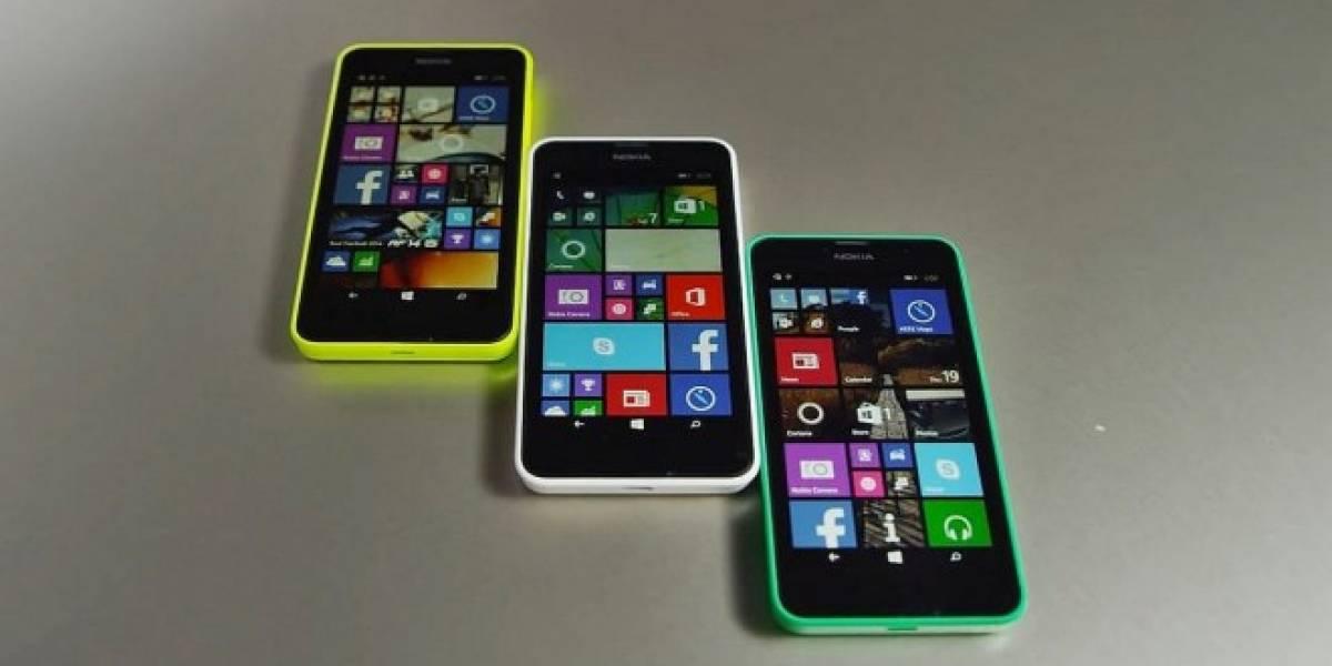 Comenzaron a aparecer los primeros indicios de Windows Phone 8.1 GDR 1