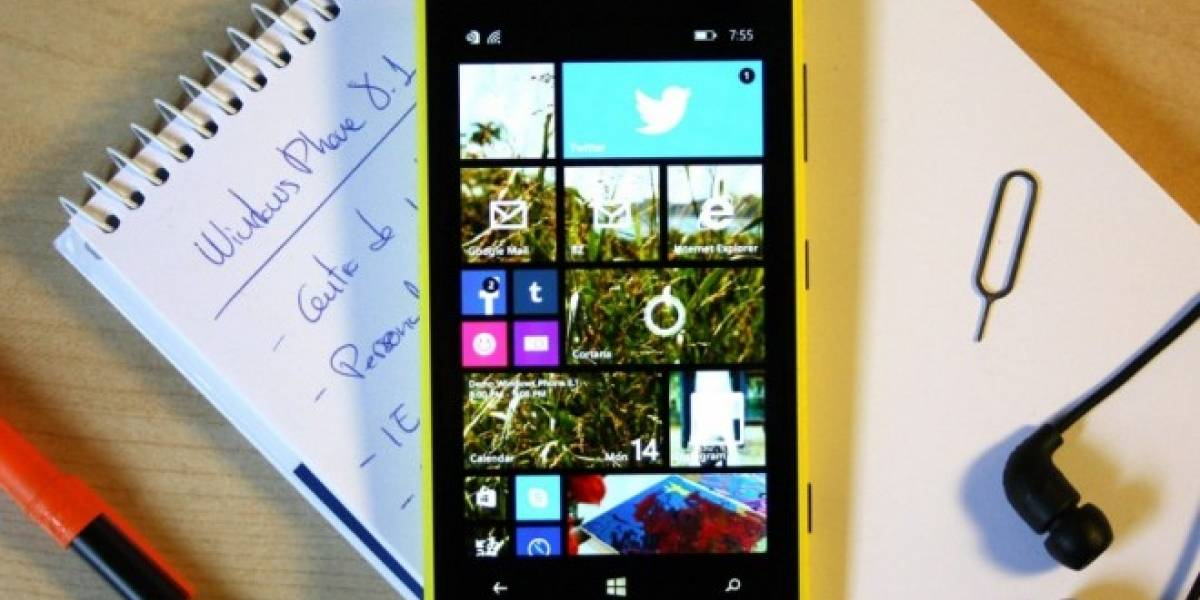 24 de junio llega oficialmente Windows Phone 8.1