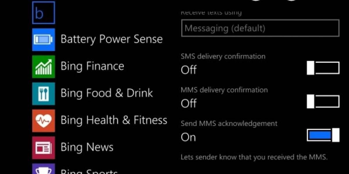 Estas son algunas de las nuevas funciones que traerá Windows Phone 8.1