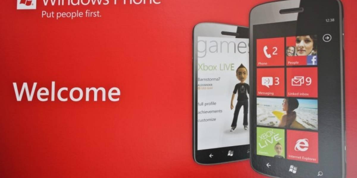 Microsoft entregará gratis a ciertos fabricantes la licencia de Windows Phone