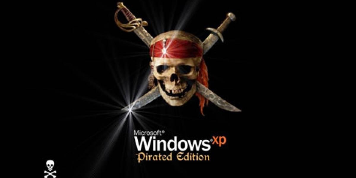 Impresentable: Microsoft acusada de piratería en China