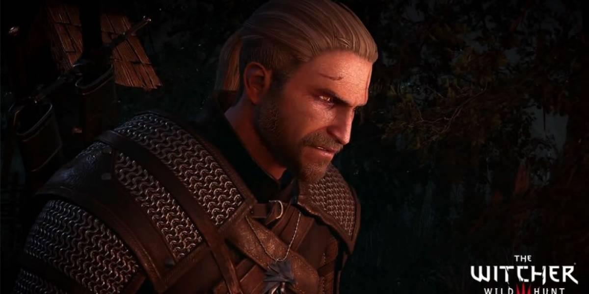 The Witcher 3 y CD Projekt RED cambian de imagen