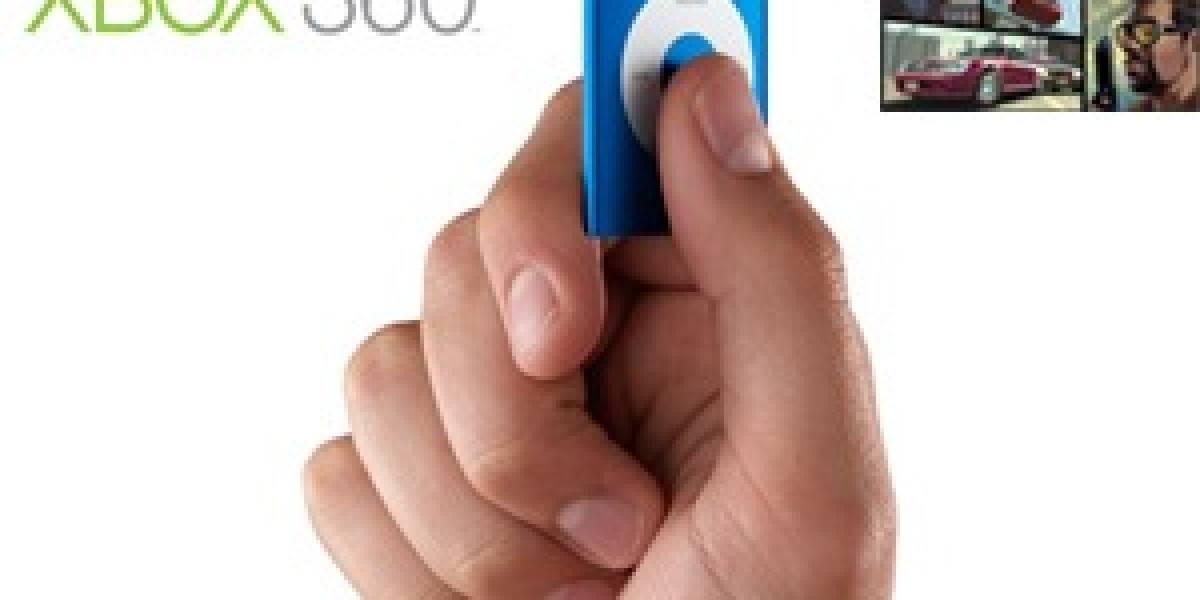 Todavía hay tiempo para ganar un Xbox 360 y un iPod nano