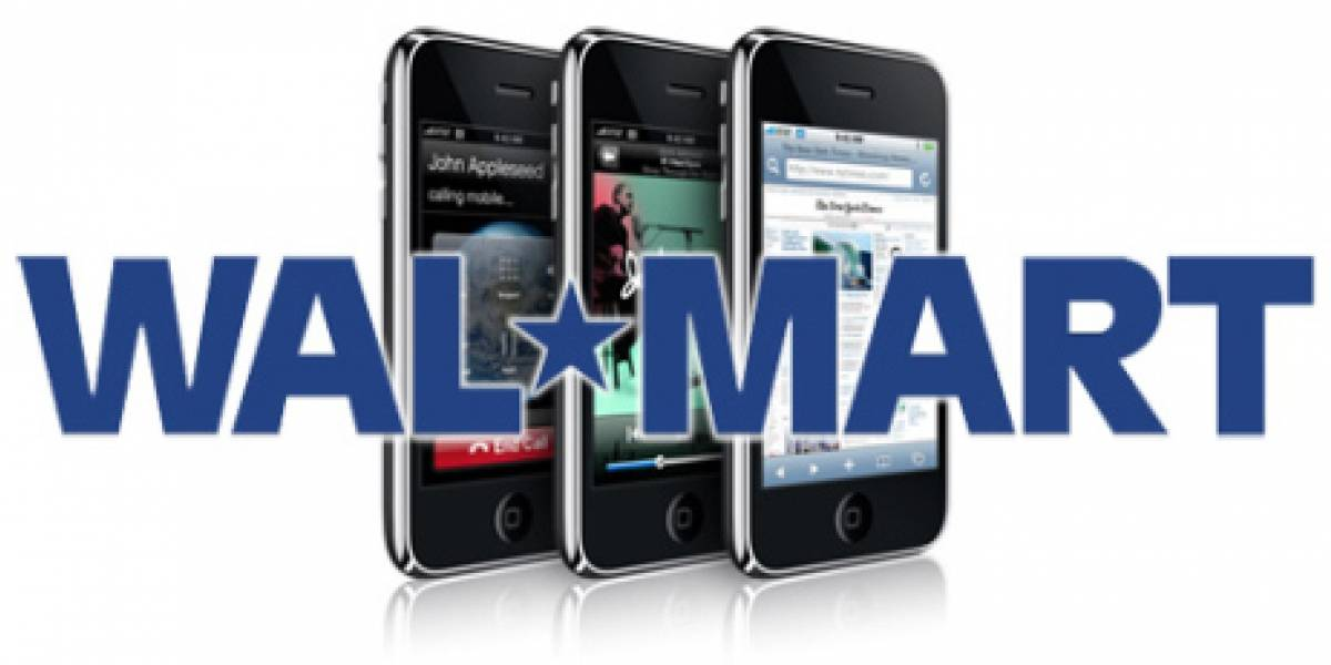 Futurología: El iPhone 3G se venderá en Wal-Mart