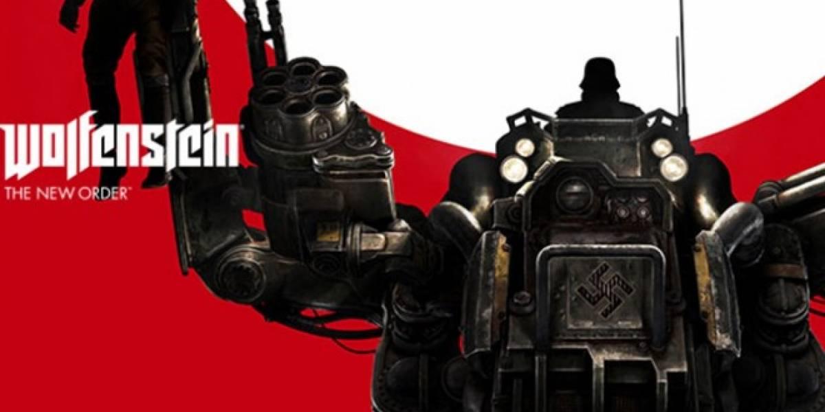 Se anuncia Wolfenstein: The New Order; el dominio Nazi regresa más fuerte que nunca