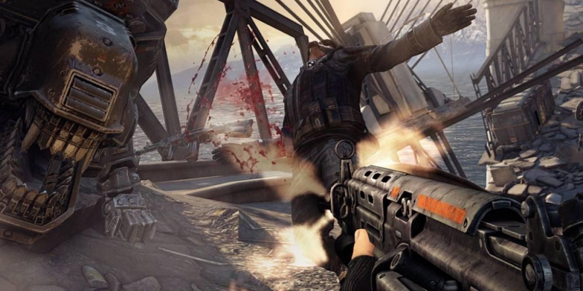 Wolfenstein: The New Order se retrasa al 2014