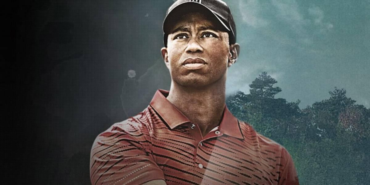 EA Sports termina asociación con Tiger Woods