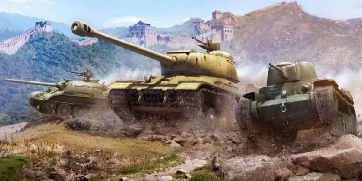 La beta de World of Tanks en Xbox 360 se abre para todos durante el fin de semana