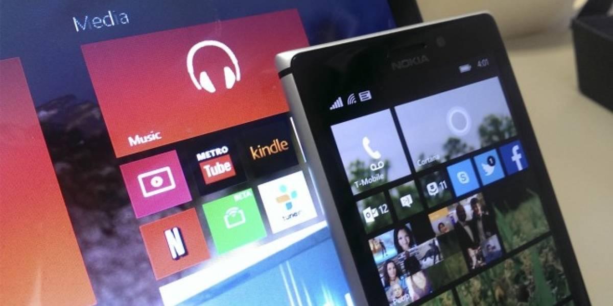 Se rumorea el lanzamiento de un smartphone gama alta con Windows 10 en mayo