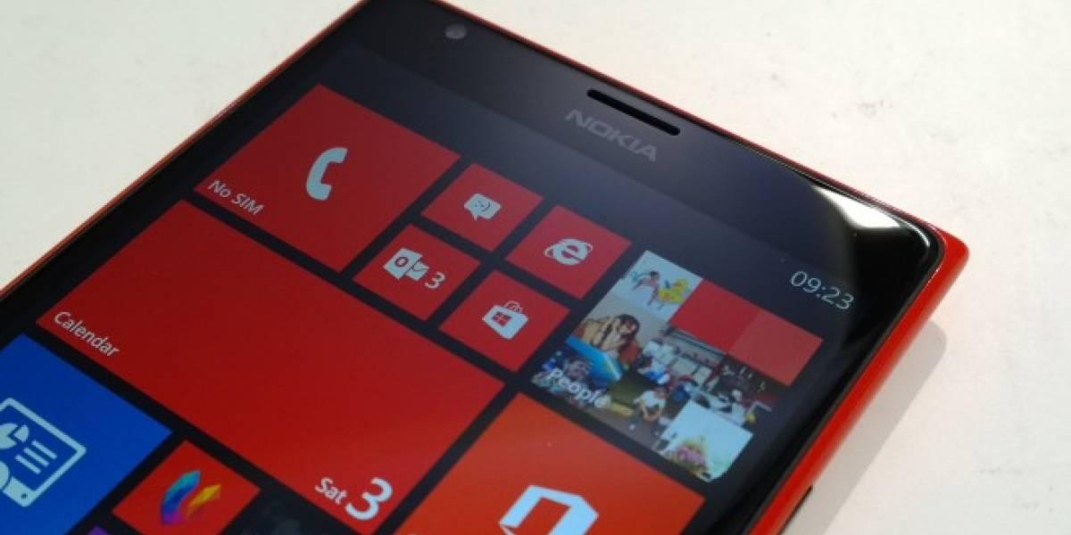 Nokia Lumia 1520 y Lumia 1320 disponibles en España