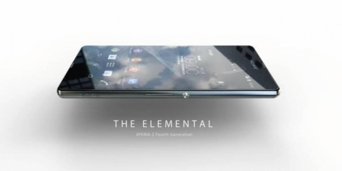 Sony Xperia Z4 podría no ser presentado en el Mobile World Congress 2015