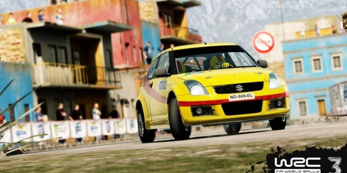 A Primera Vista: WRC 3 FIA World Rally Championship