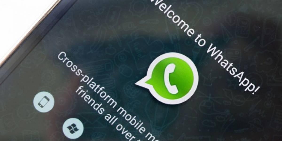 WhatsApp alcanza los 700 millones de usuarios activos al mes