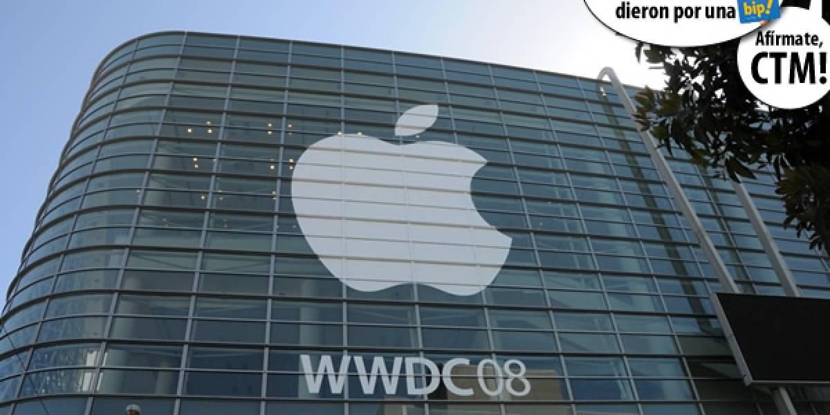 Este Lunes 9 la WWDC se toma FayerWayer