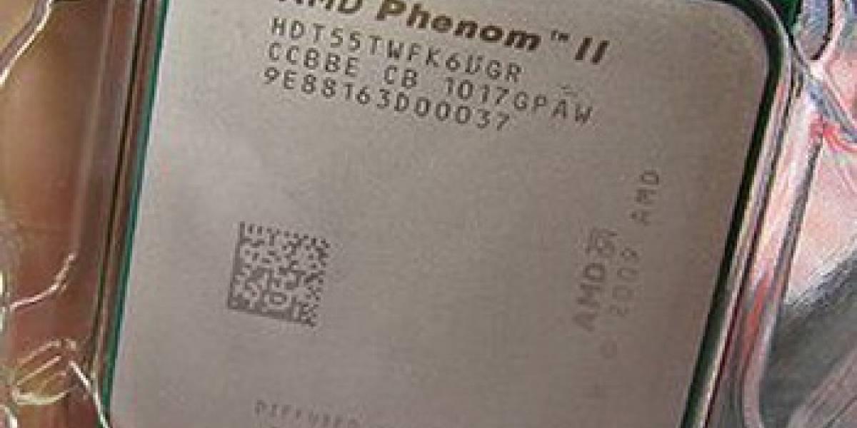 Nuevo AMD Phenom II X6 1055T 95W