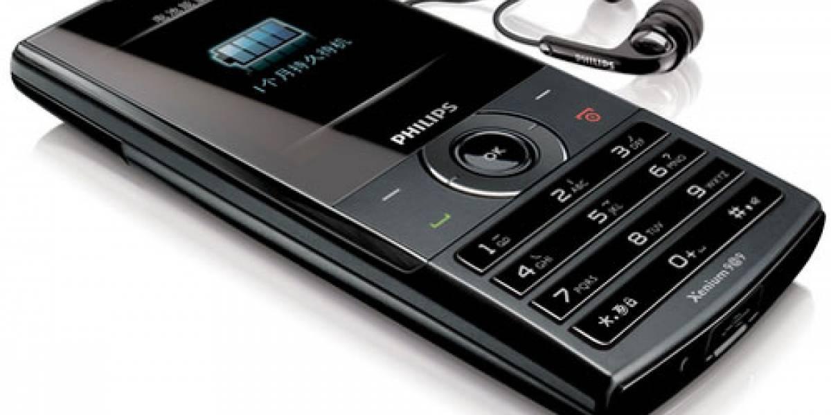Philips X620: Otro Xenium para hablar hasta cansarse