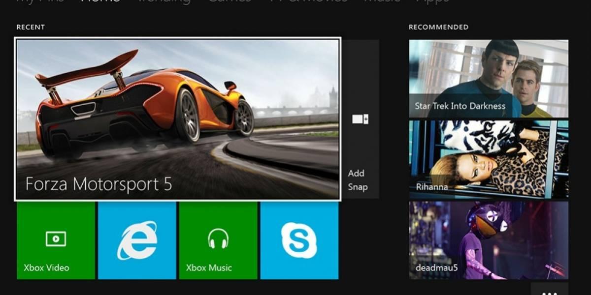 Microsoft publica método para actualizar Xbox One sin internet; luego lo borra