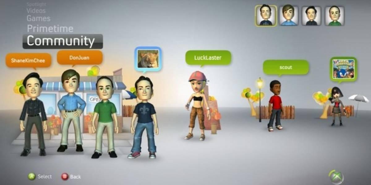 Xbox One permitirá tener hasta mil amigos en Xbox Live #XboxReveal