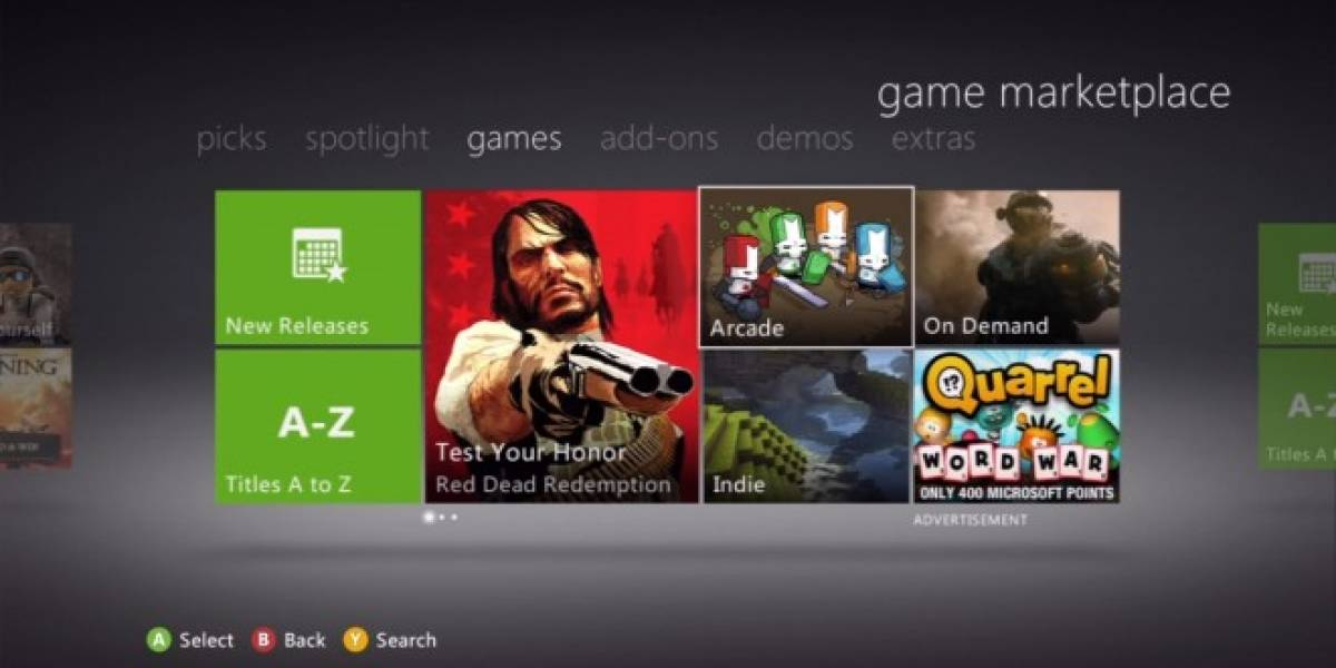 Beta de Xbox Live indica que los precios subirán en algunas regiones