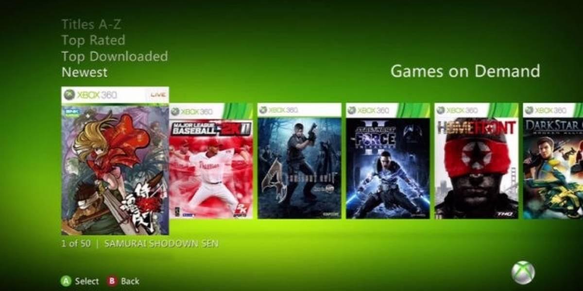 NB Opinión: Xbox Live, bazares semi-abandonados y juegos bloqueados