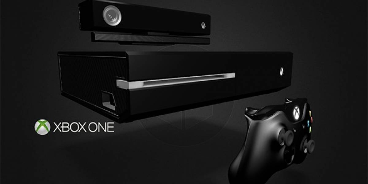 Major Nelson publica imagen renderizada interactiva de la Xbox One