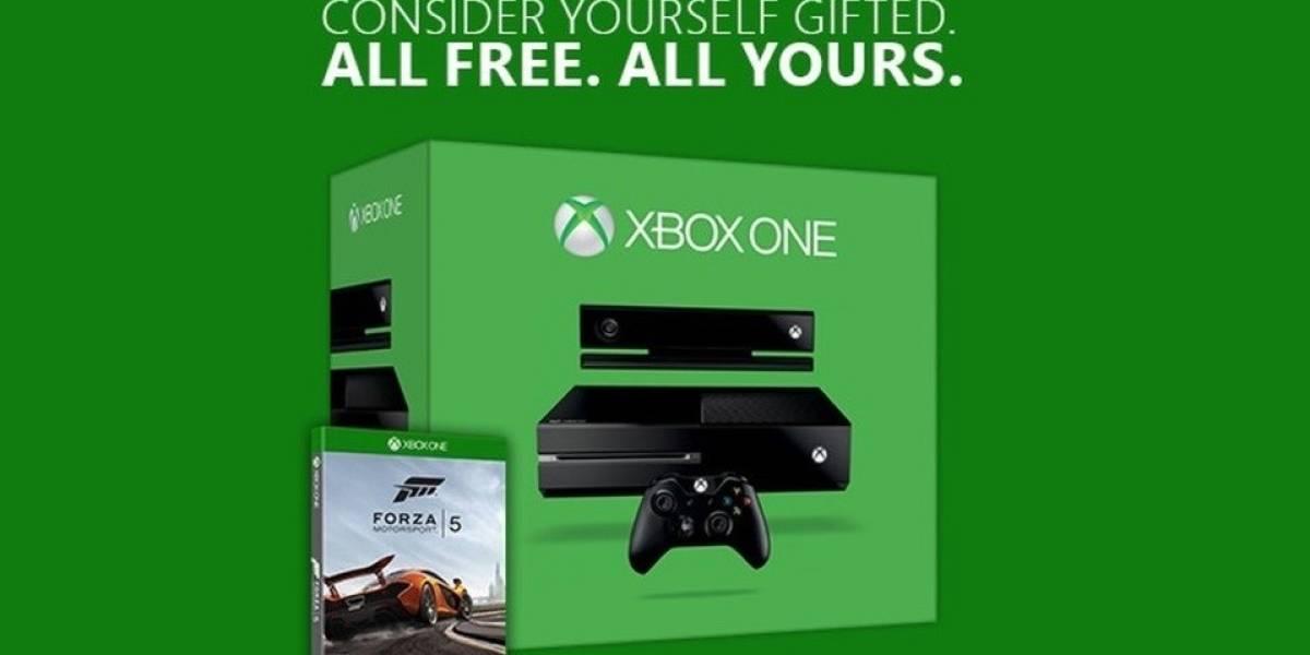Microsoft está regalando Xbox One y Killer Instinct a algunos selectos usuarios