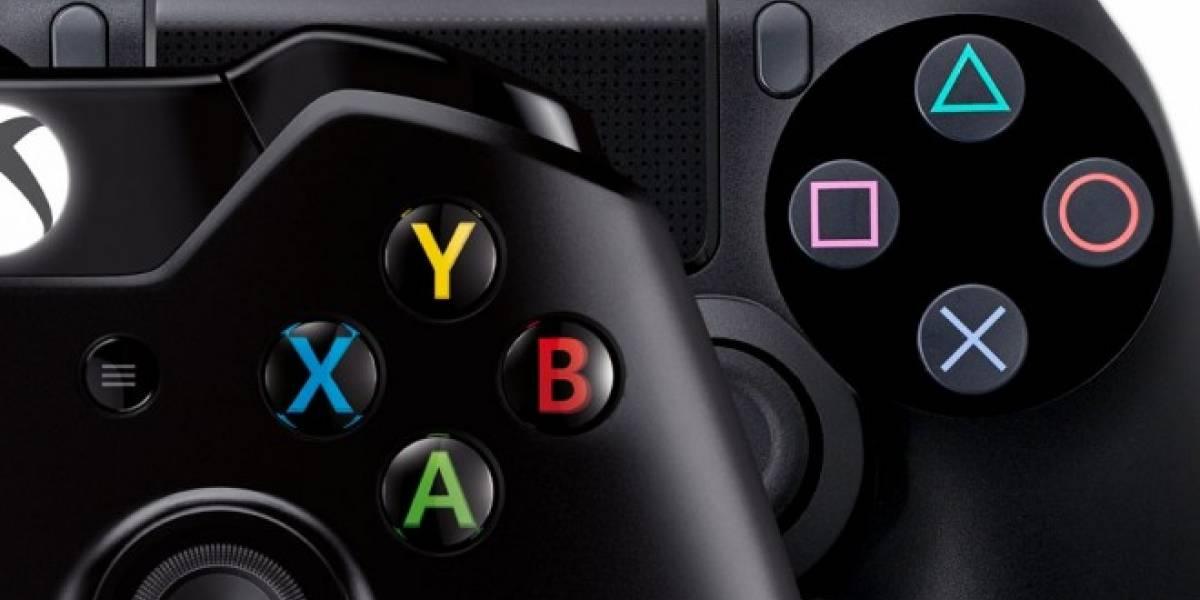 Xbox One y PlayStation 4 lo venden todo durante noviembre