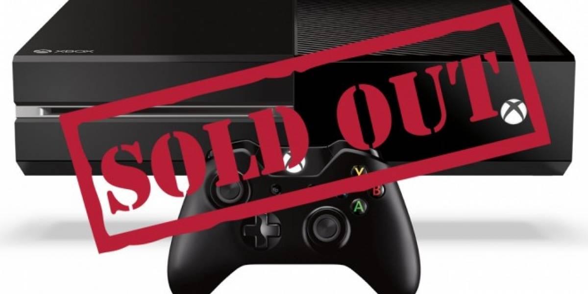 Se agota preventa de Xbox One en Best Buy de Estados Unidos