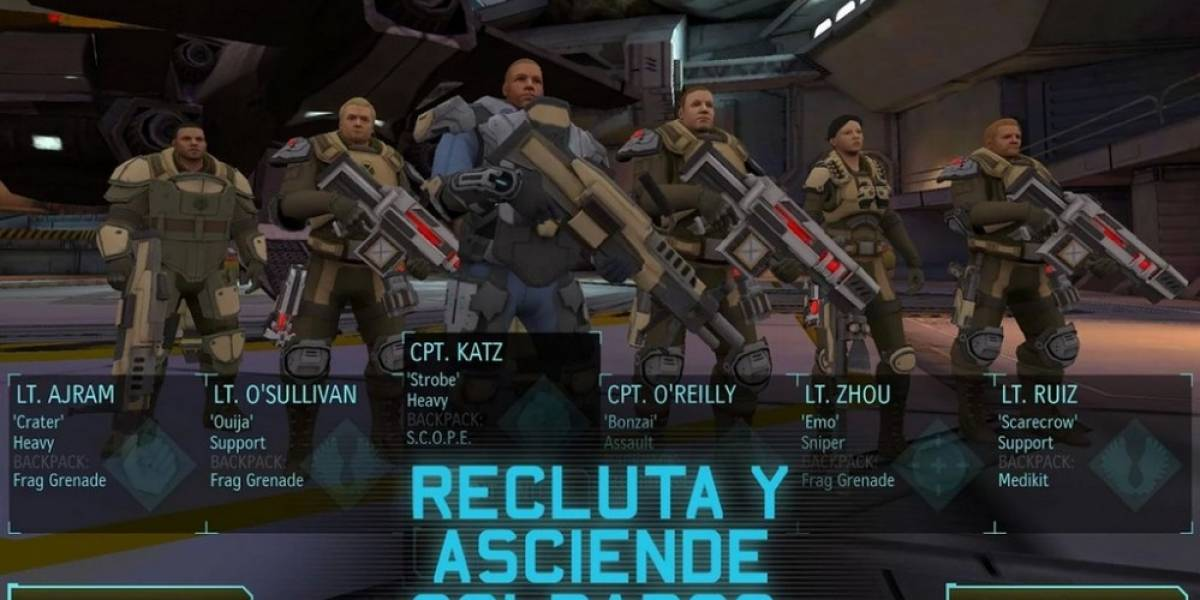 XCOM: Enemy Unknown llega a Android