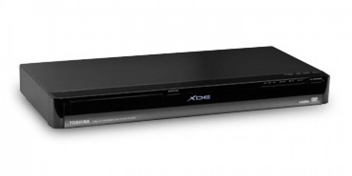 XD-E500: Nueva tecnología DVD de Toshiba