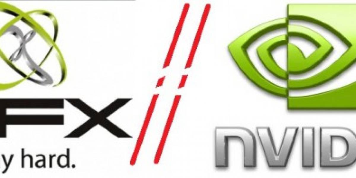 Es oficial: XFX no va más con NVIDIA