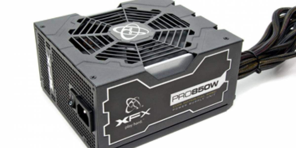 Fuentes de alimentación XFX Core Edition Pro Series Review