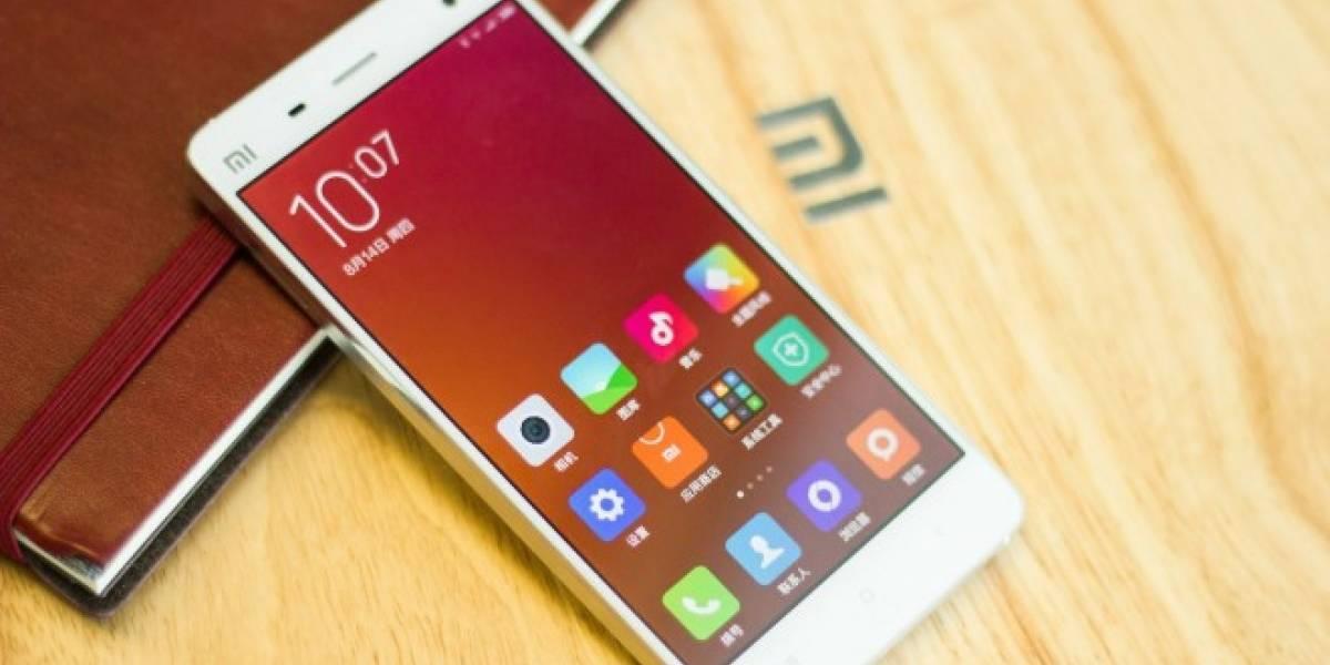 Xiaomi mueve sus datos fuera de China