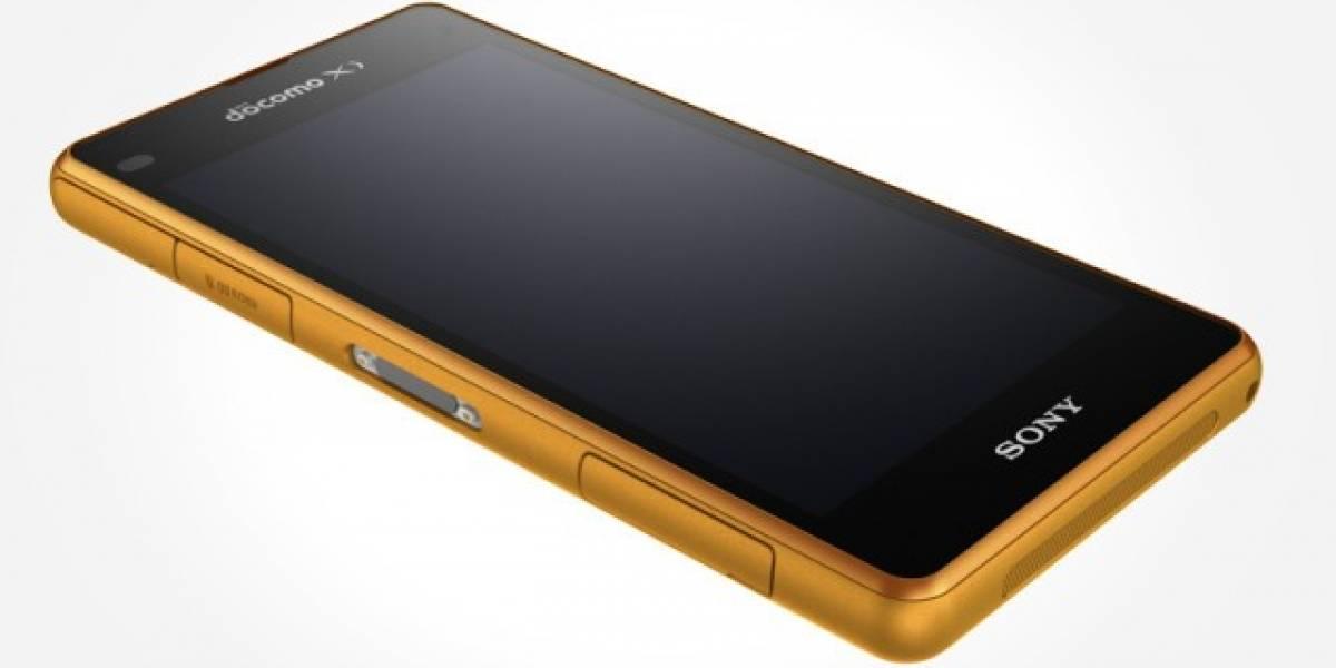 Sony lanza en Japón el Xperia A2